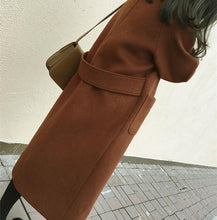 Large Size Warm Coat In Autumn And Winter