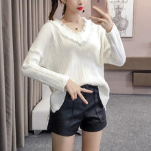 Casual Loose Pullover Knitted Sweater