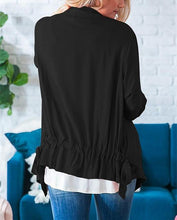 Casual Slim Waist Down Long Sleeve Zipper Jacket Coat