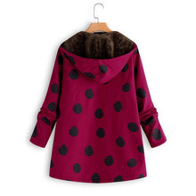 Polka Dot Selling So Printed Jacket
