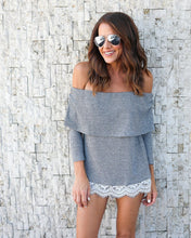 Sexy Casual Sleeves With A Collar T-Shirt