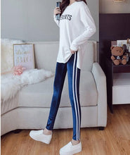 Fashion Slimming Warm Pleuche Leggings Pencil Pants