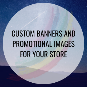 Custom Banners & Header Images