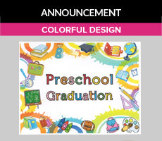 Preschool Announcements