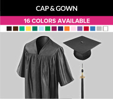 Preschool Cap & Gown Packages - Kids Graduation Caps & Gowns