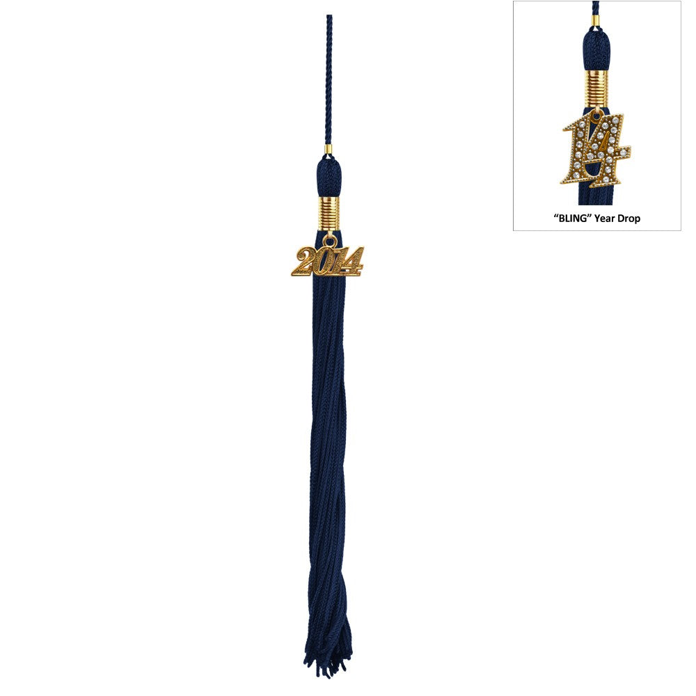 Navy Blue Preschool Cap & Tassel