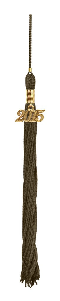 Brown Kindergarten Tassel