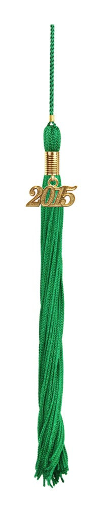 Green Kindergarten Tassel