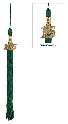Hunter Kindergarten Tassel