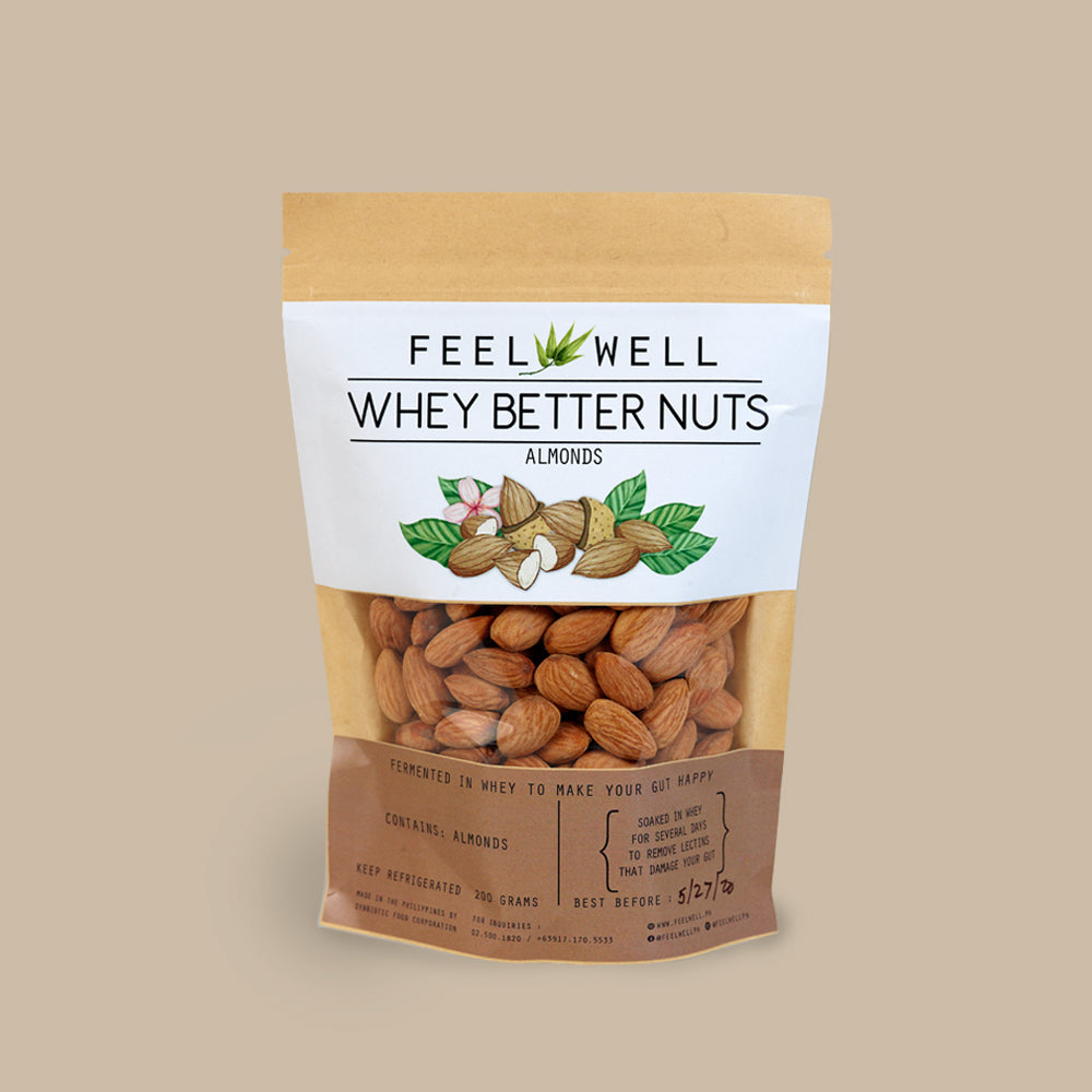 Whey Better Nuts (ALMONDS) 200 g
