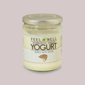 Feel Well: Synbiotic Yogurt