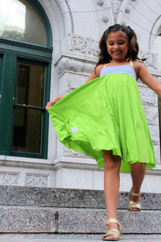 Dizzy Dress® POP Lime