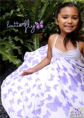 Dizzy Dress® ORIGINAL REVERSIBLE Butterfly