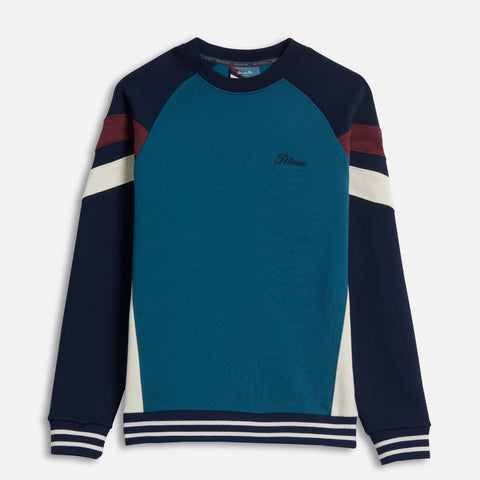 Lotus Blue Original Peli Sweatshirt