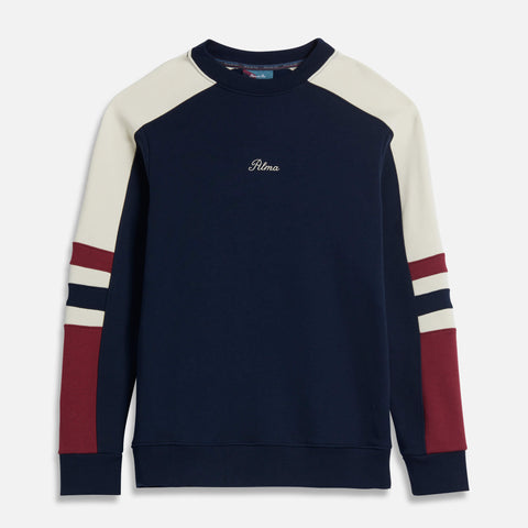 Navy Blue Mabel Sweatshirt