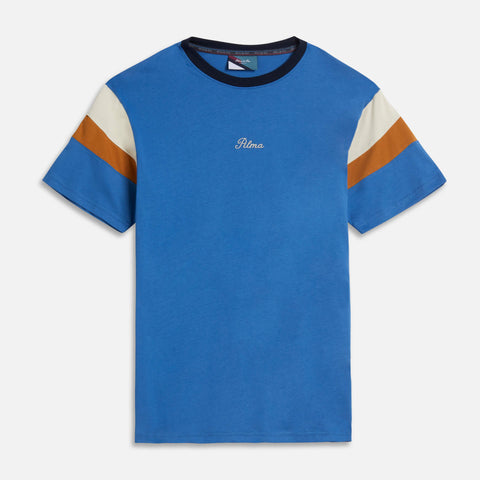 Blue Two Tone Original T-Shirt