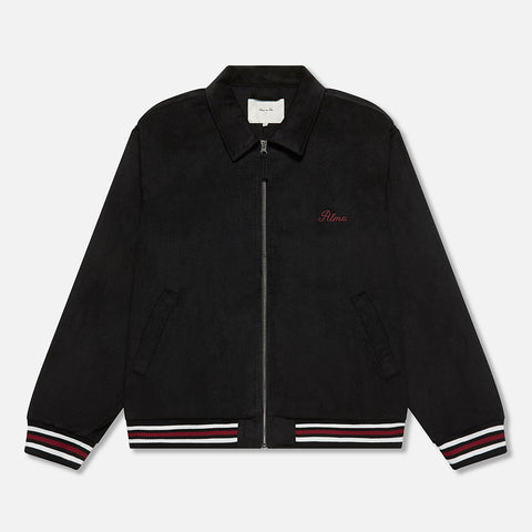 Black Herald Cord Bomber Jacket (100 only)