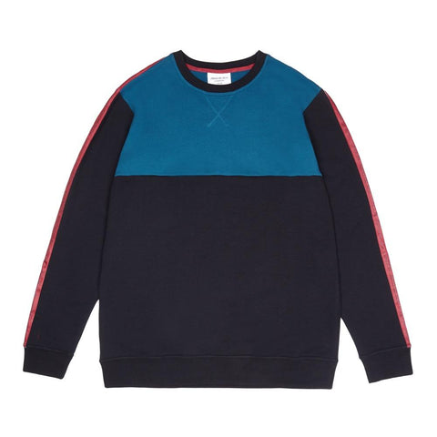 Black Tapered Sweatshirt - Alma De Ace London Streetwear