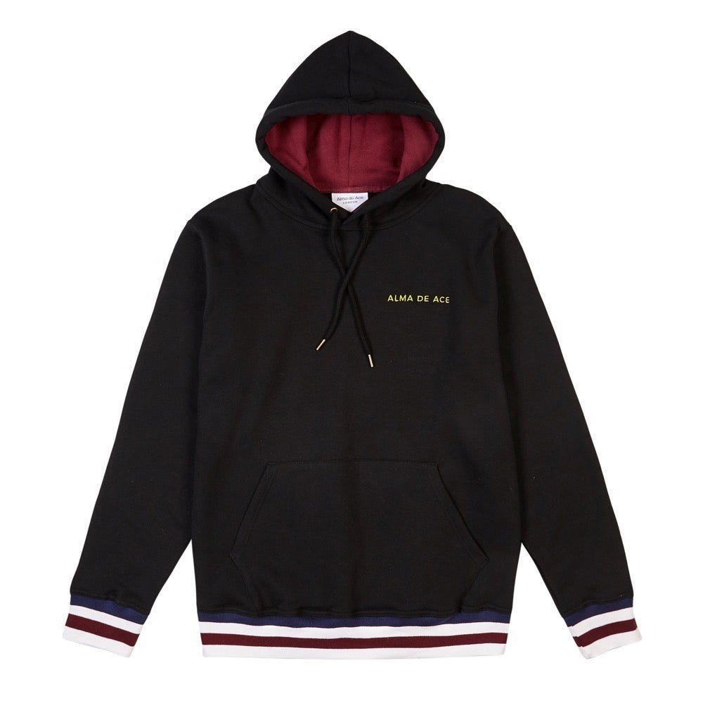 The Black Pacifico Hoodie