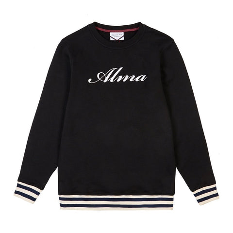 Black Cadence Sweatshirt