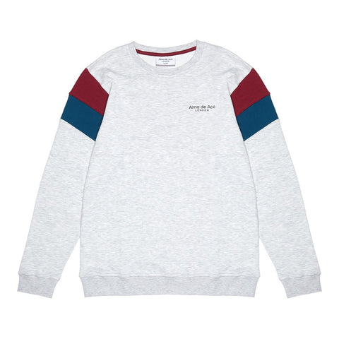 The Original Grey Retro Sweatshirt