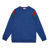 The Original Retro Sweatshirt | Navy Peony