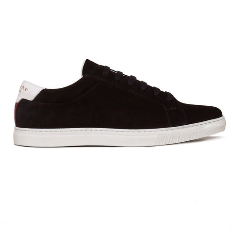 The Black Suede Original Sneaker