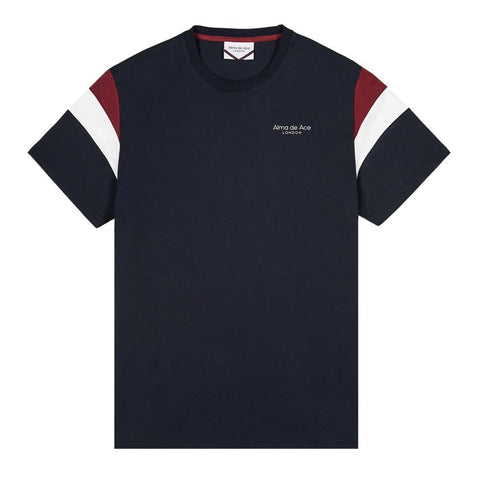 Original Navy Blue Retro T-shirt