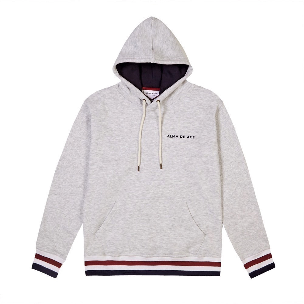 The Grey Pacifico Hoodie