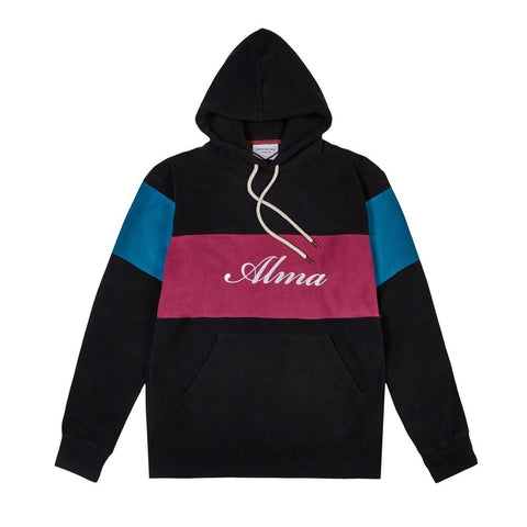 Limited Edition Black Salma Fleece Hoodie