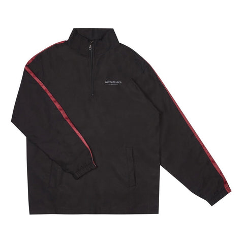 1/4 Zip Jacket | Black