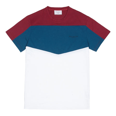 Retro Panel T-shirt - Alma De Ace London Streetwear