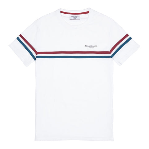 White Alma Classics T-shirt - Alma De Ace London Streetwear