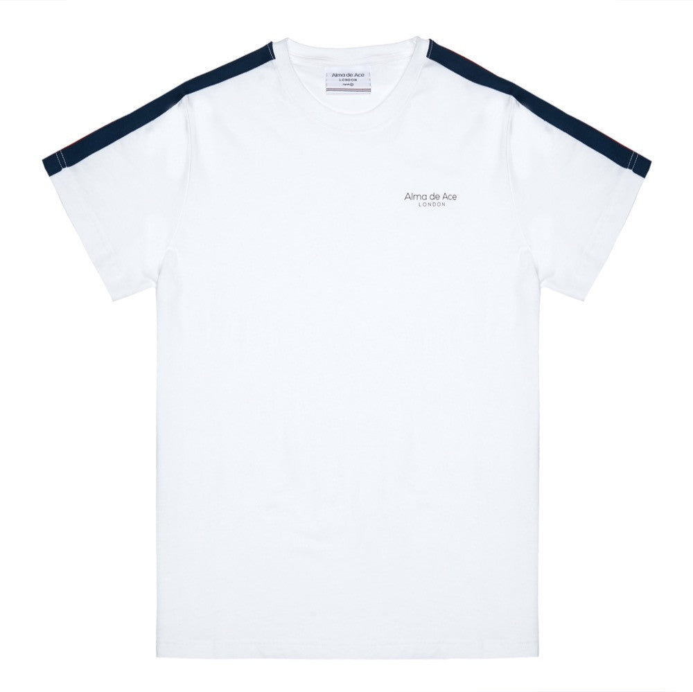 bb5588741 The White Stripe T-Shirt – Alma De Ace