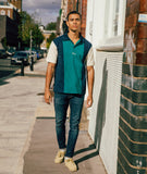 Green Belmont Polo Shirt