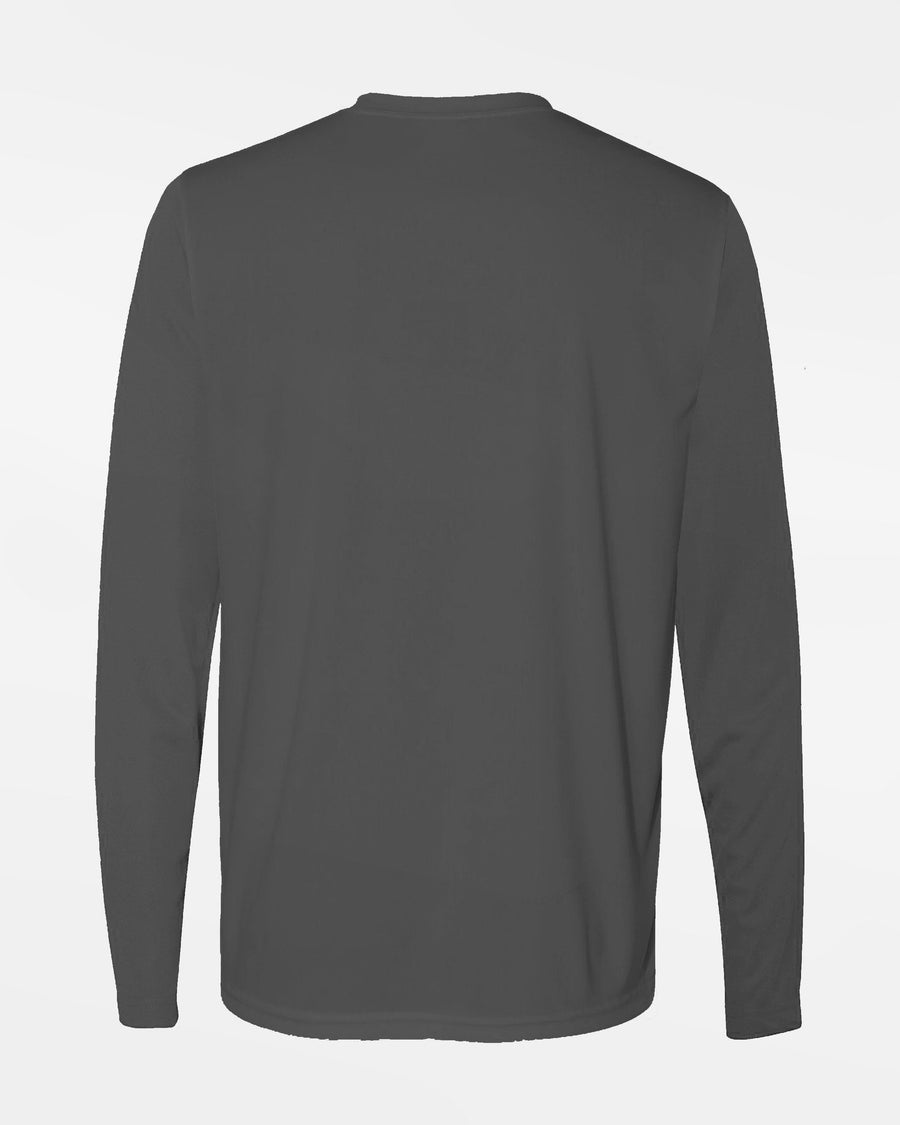 Diamond Pride Light-Performance Longsleeve Shirt, dunkelgrau-DIAMOND PRIDE