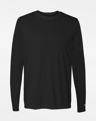 Diamond Pride Light-Performance Longsleeve Shirt, schwarz-DIAMOND PRIDE