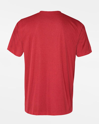 Diamond Pride Light-Performance T-Shirt, heather rot-DIAMOND PRIDE