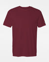 Diamond Pride Light-Performance T-Shirt, maroon rot-DIAMOND PRIDE