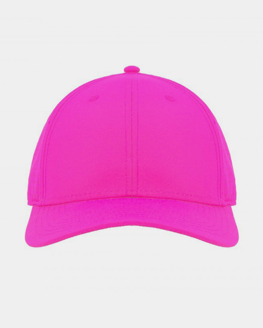 Diamond Pride Premium Light Curved Snapback Cap, pink-DIAMOND PRIDE