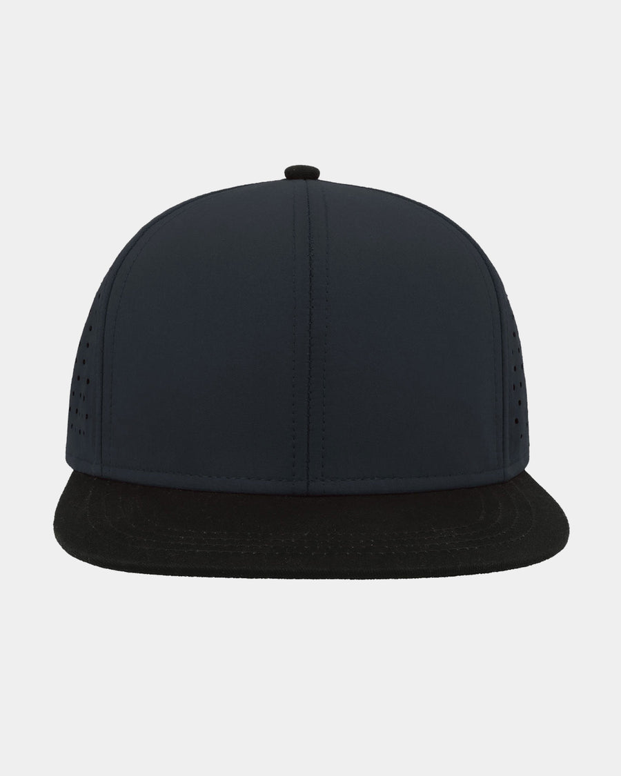 Diamond Pride Premium Light Snapback Cap, navy blau-schwarz-DIAMOND PRIDE
