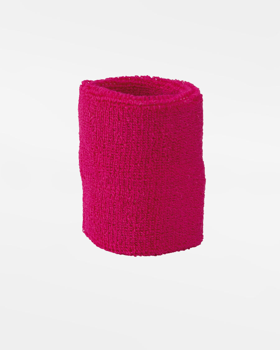 Diamond Pride Wristband / Schweissband, pink-DIAMOND PRIDE