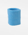 Diamond Pride Wristband / Schweissband, sky blau-DIAMOND PRIDE