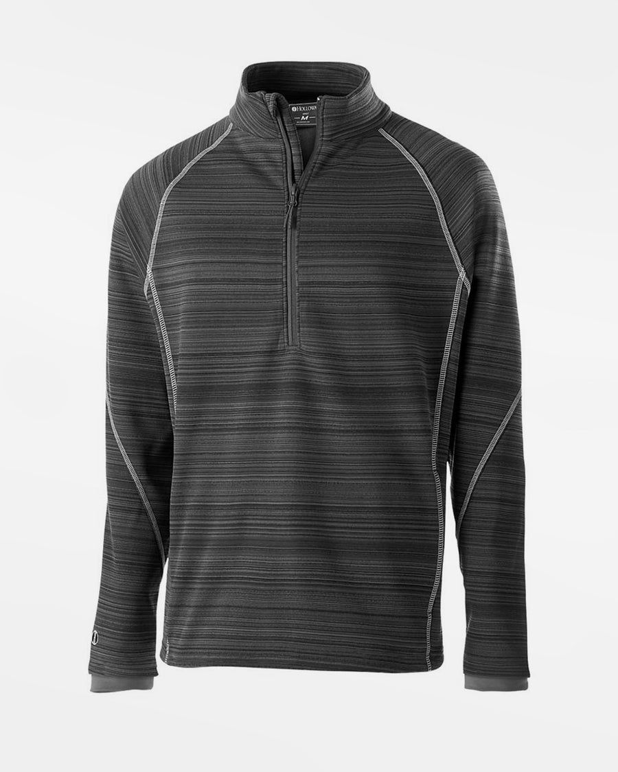 Holloway Deviate Warmup Pullover, dunkelgrau-DIAMOND PRIDE