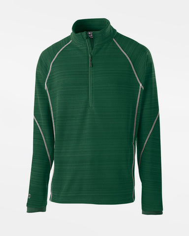 Holloway Deviate Warmup Pullover, dunkelgrün-DIAMOND PRIDE