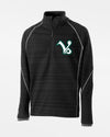 "Holloway Deviate Warmup Pullover ""Kufstein Vikings"", schwarz-DIAMOND PRIDE"