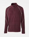 Holloway Deviate Warmup Pullover, maroon rot-DIAMOND PRIDE