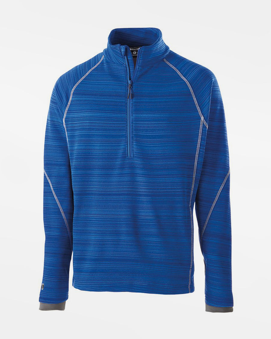 Holloway Deviate Warmup Pullover, royal blau-DIAMOND PRIDE