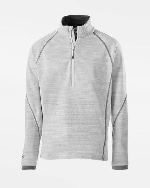 Holloway Deviate Warmup Pullover, weiss-DIAMOND PRIDE