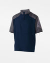 Holloway Kids Raider Warmup Pullover, navy blau-grau-DIAMOND PRIDE
